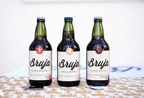 Bruja · Cerveza Artesanal