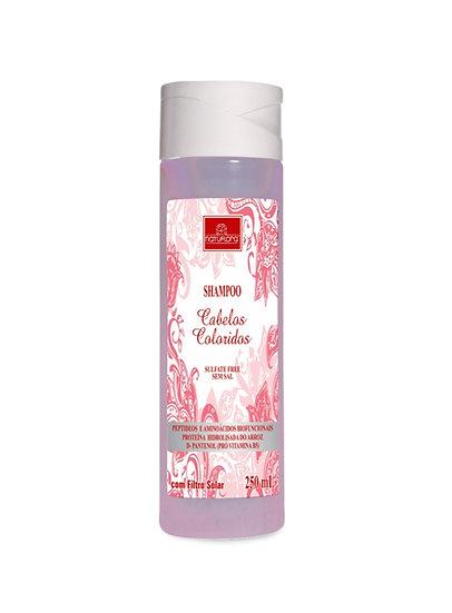 Shampoo Cabelos Coloridos 250 ml - Cód. 800