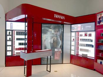 Ferrari freeshop