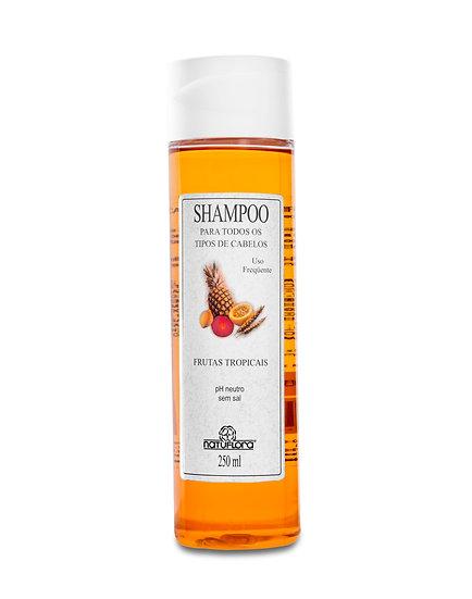 Shampoo Frutas Tropicais (Neutro) - Cód. 213
