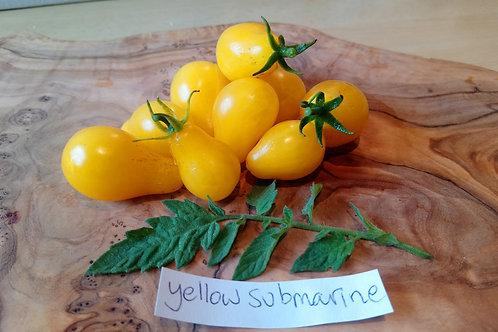 """Tomate """"Yellow submarine"""""""
