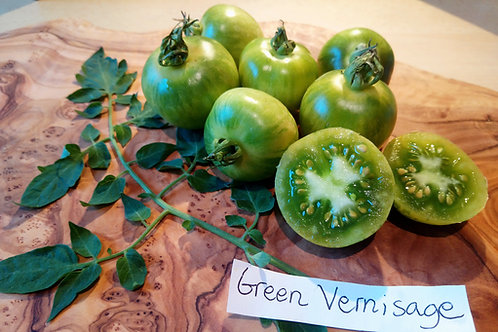 """Tomate """"Green Vernissage"""""""