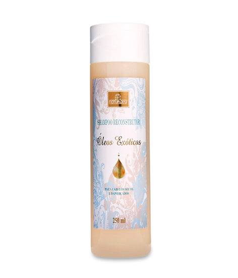 Shampoo Reconstrutor 250ml - Cód. 557
