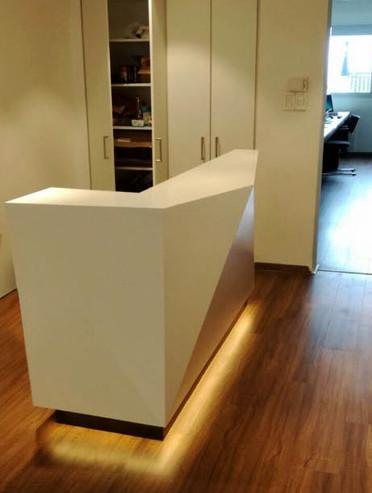 Mueble laqueado