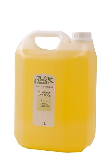 Shampoo Erva Doce - Cód. 334