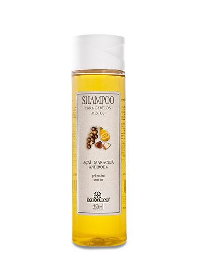 Shampoo Açai (Cabelos Mistos) - Cód. 204