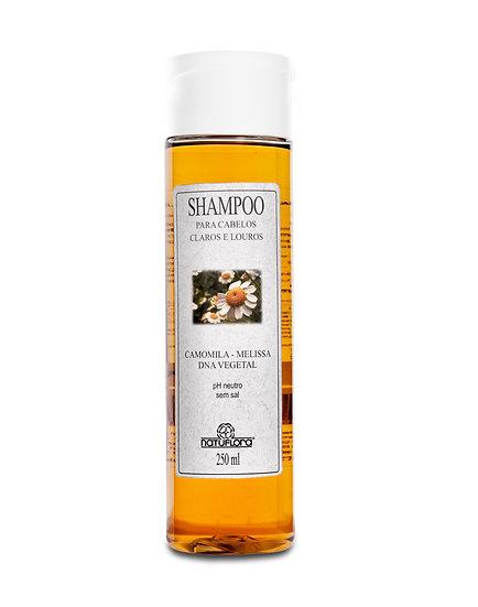 Shampoo Camomila (Claros/Louros) - Cód. 208
