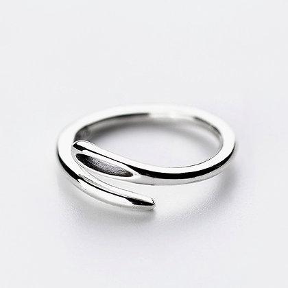 Minimalist- Needle Ring