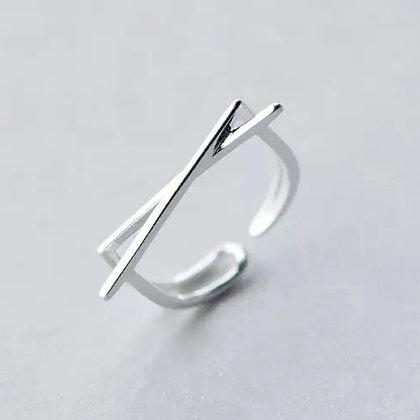 Minimalist - X Ring