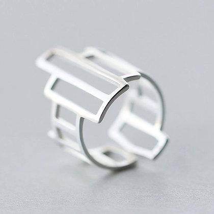 Minimalist - Geometric Ring