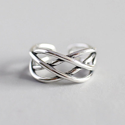 Bold - Twist Ring