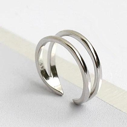 Minimalist - Double Ring