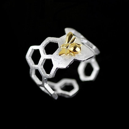 Statement - Beehive Ring