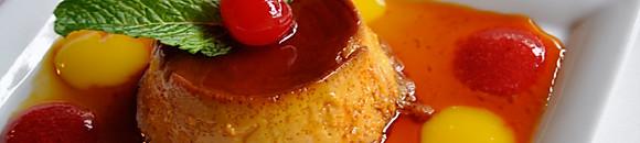 Los Postres - Desserts