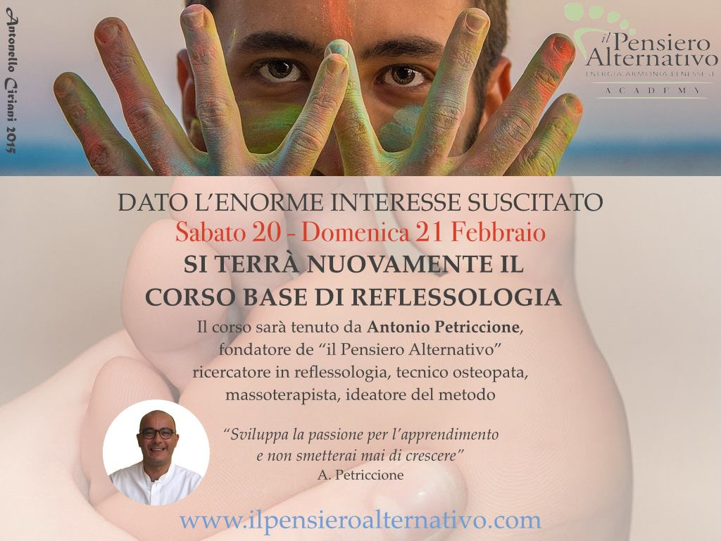 PensieroAlternativo - Reflessologia 030216