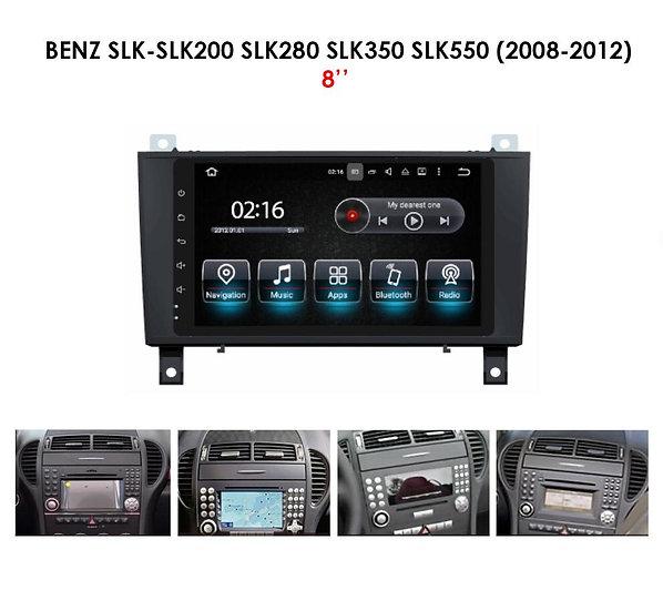 Radio upgrade Mercedes SLK