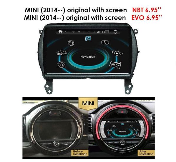 Screen upgrade Mini 2014