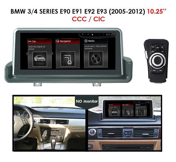 Android 9.0 MT for BMW 3 series 2005-2012 E90 E91 E92 E93