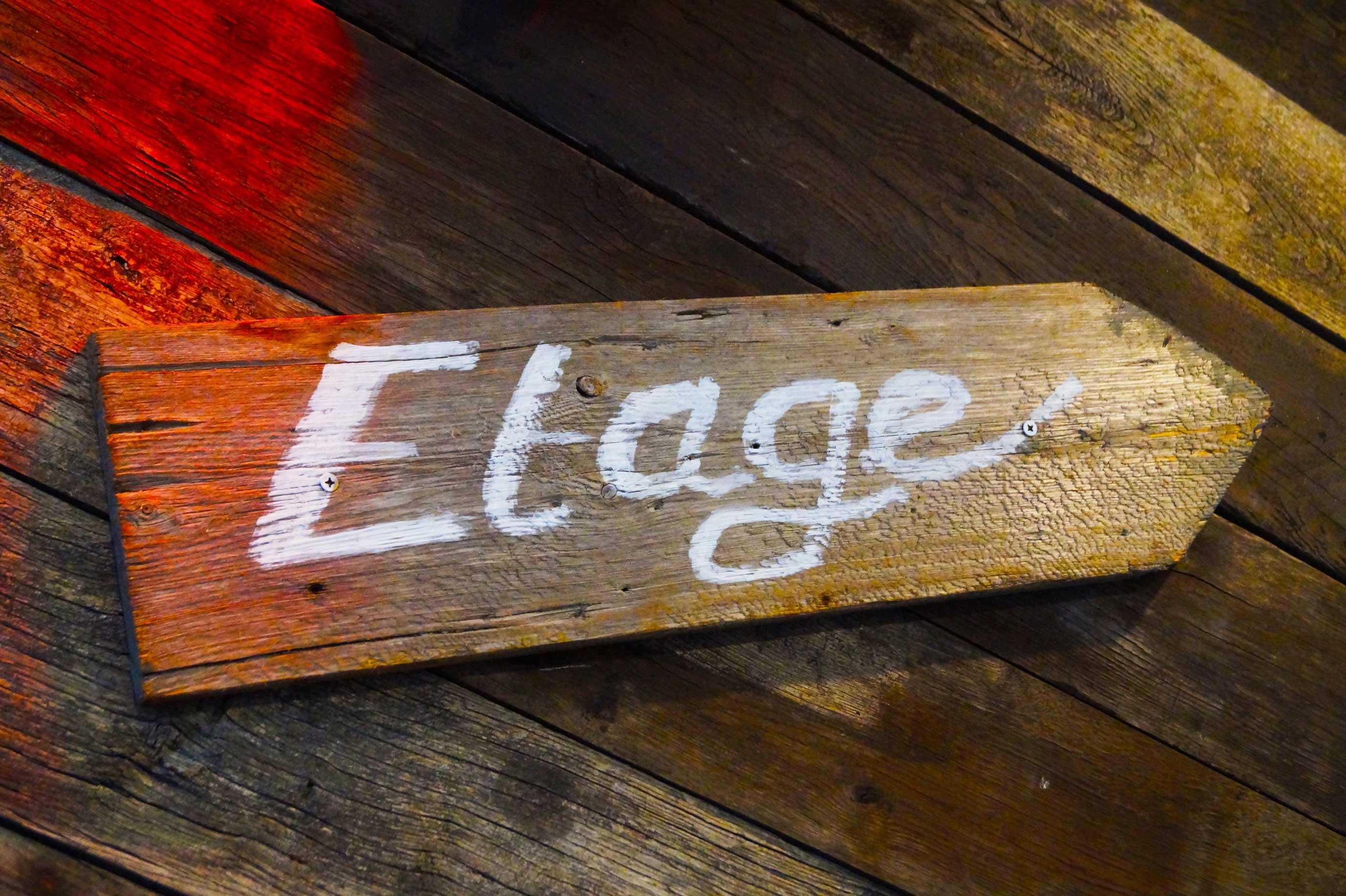 FLECHE-ETAGE