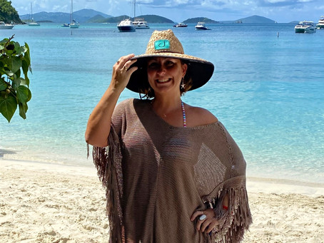 Life wasn't working so I moved to an island, with Crissy Cook