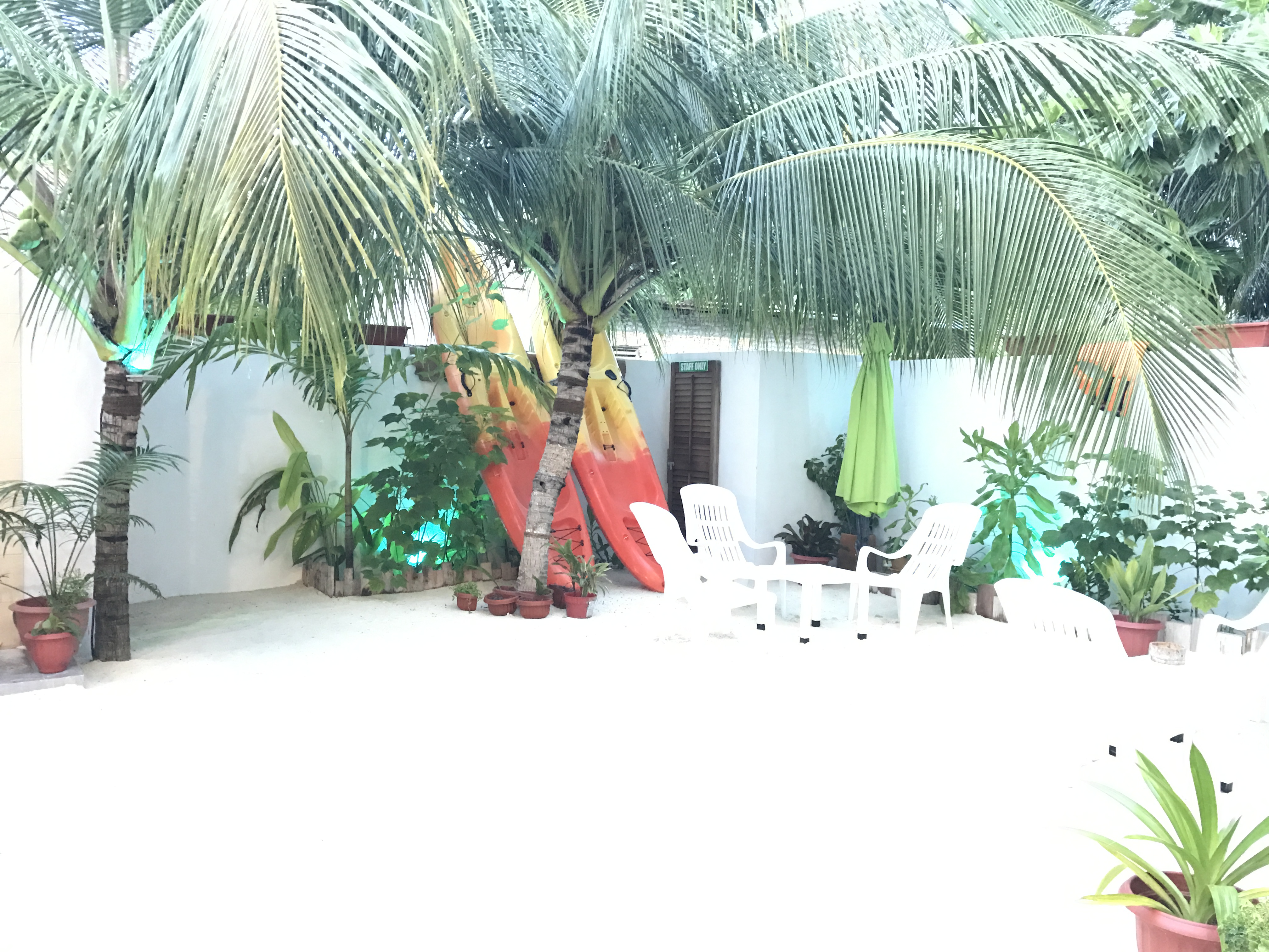 Outdoor Area | Acua Blu Rasdhoo