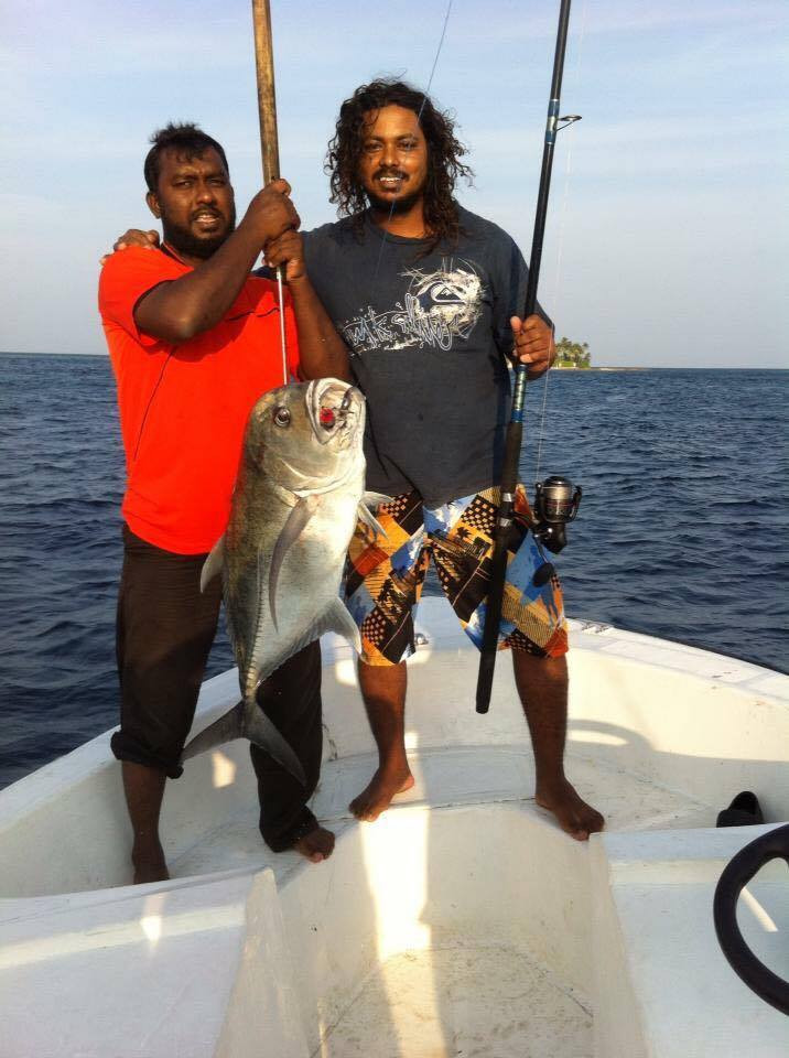 Big Game Fishing | Acqua Blu Rasdhoo