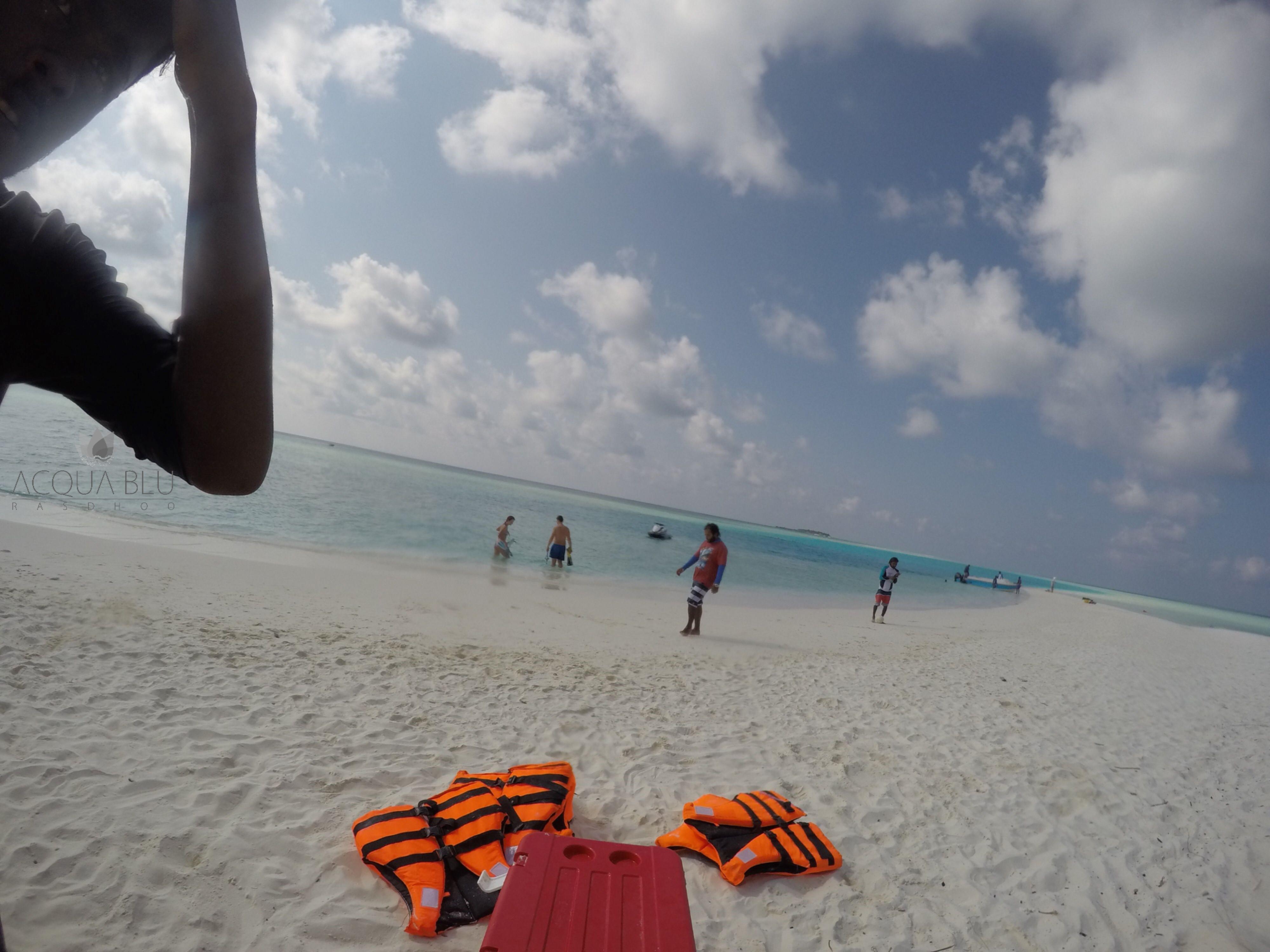 Sandbank | Acua Blu Rasdhoo