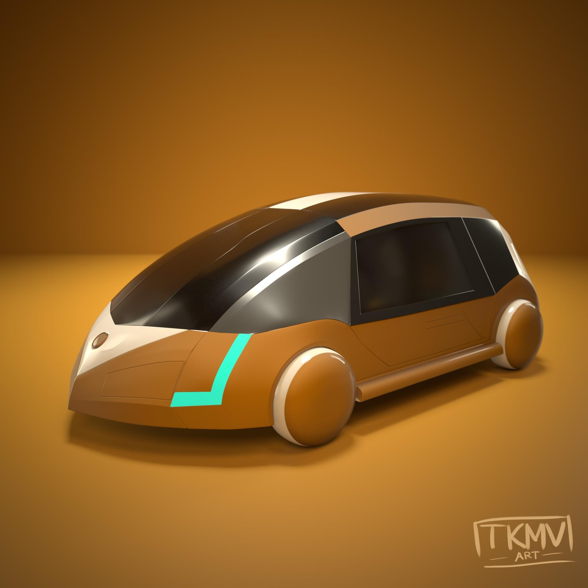 Future Car Design 01
