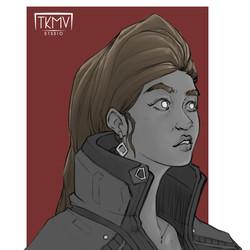 Cyber Portrait