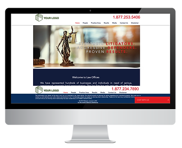 Wix Expert Studio Law Firm Site For Sale