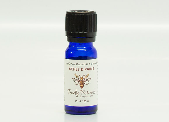 10ml Aches and Pains Essential Oil