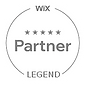 Wix Expert Studio Partner Legend