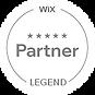 Wix Expert Studio Partner Legend