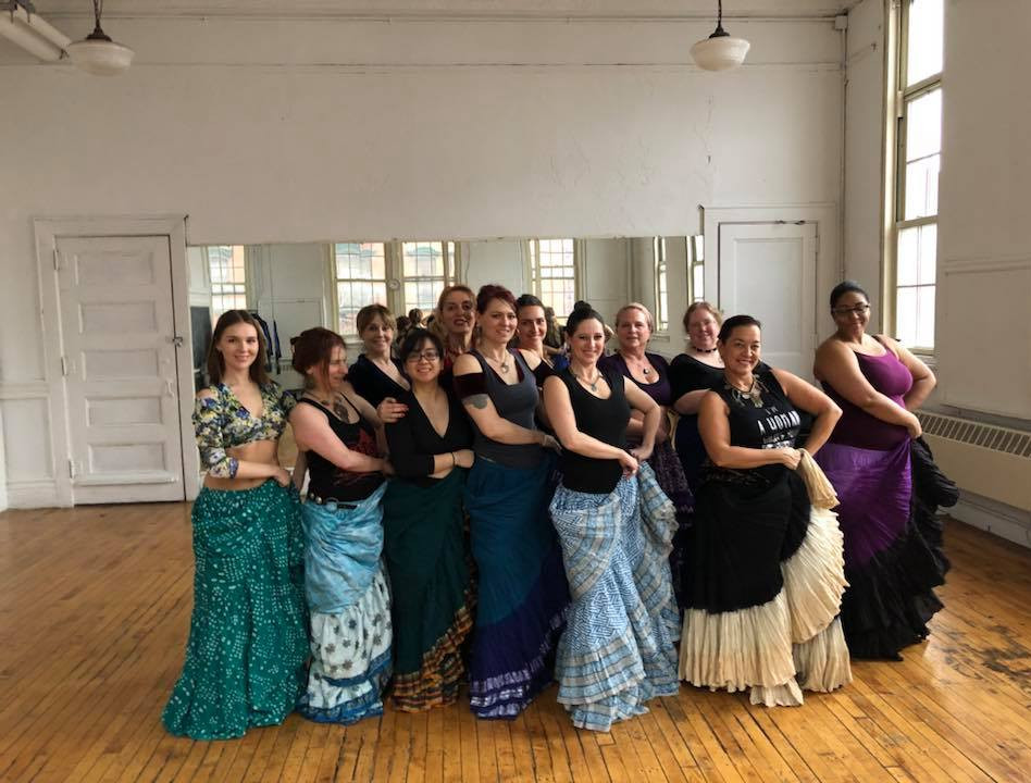 Skirt Class with Phillipa NYC Workshop J
