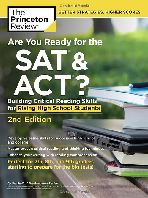 Building Critical Reading Skills for Rising HS Students 2nd Edition (2015)