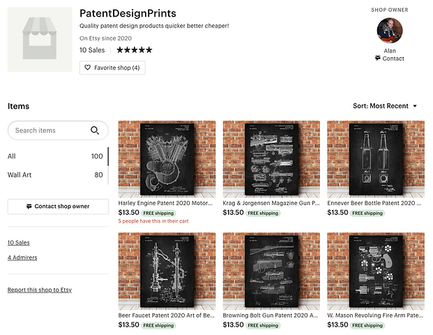 PatentDesignPrints