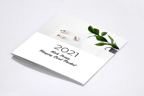 2021 Mah Jongg Packet