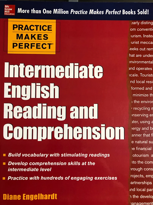 Intermediate English Reading and Comprehension (2013)