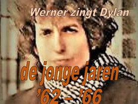 Werner zingt Dylan.