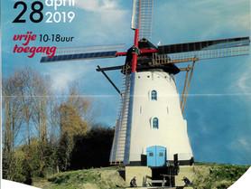 Molendag in Vlaanderen 28 april 2019