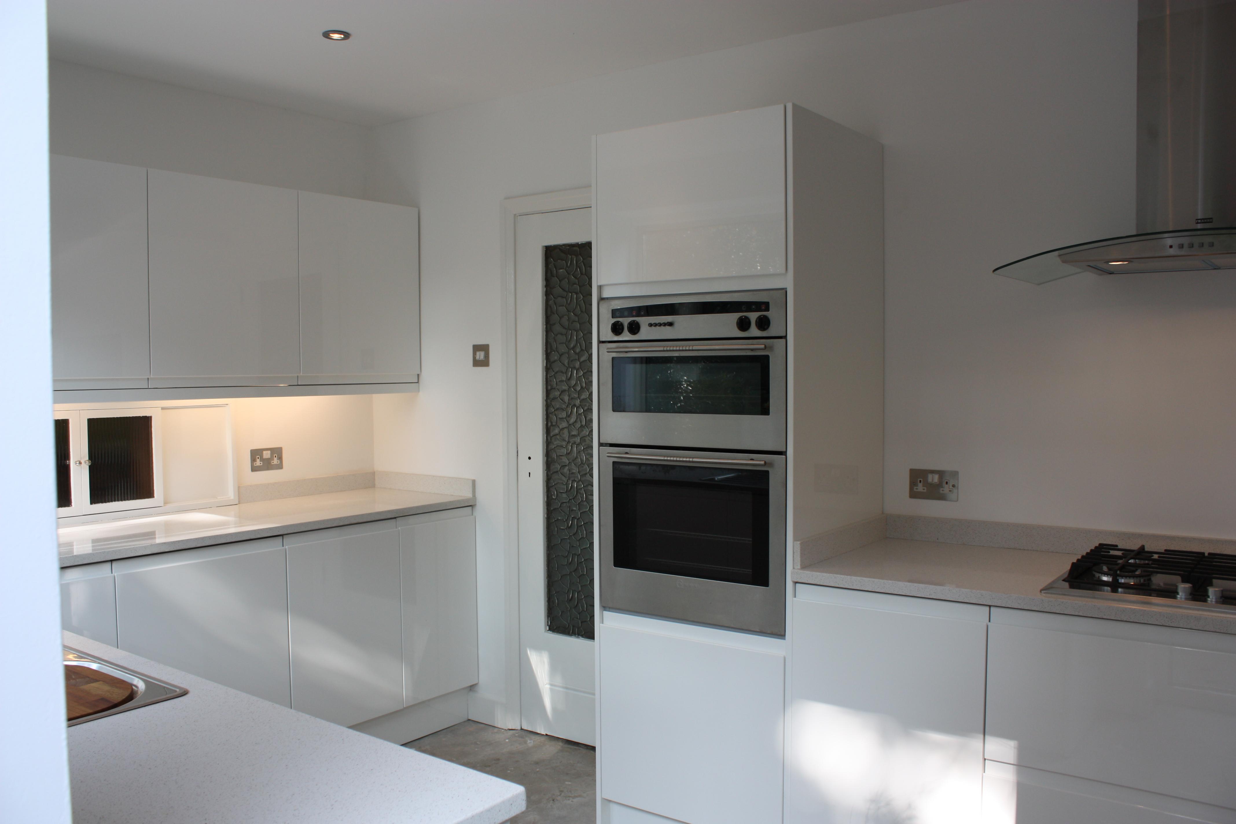bespoke kitchen storage