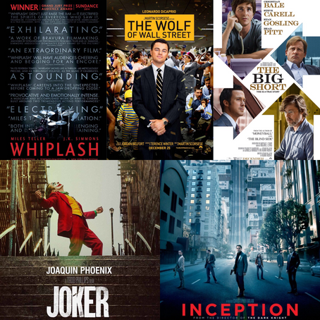 Mis 20 películas favoritas de la década