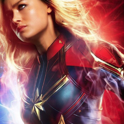 Captain Marvel - Character Posters