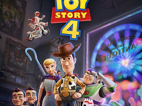 Toy Story 4 | 2do tráiler