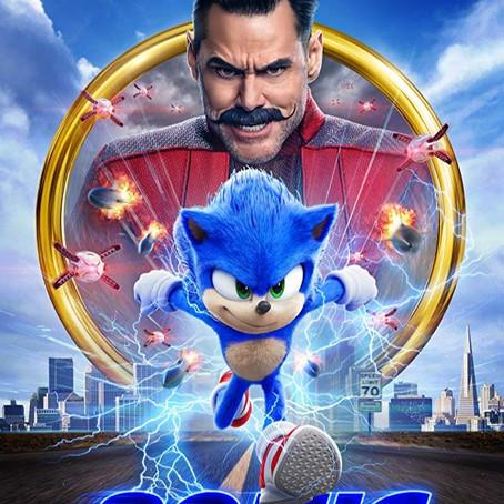Sonic The Hedgehog y el grito del fan