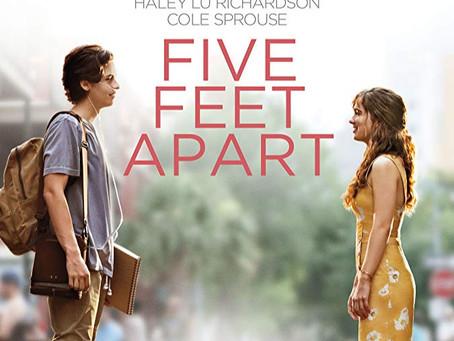 Por fin vi Five Feet Apart...
