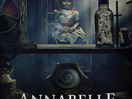 Annabelle Comes Home | 2do tráiler