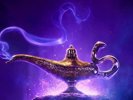 Aladdin - Tráiler oficial
