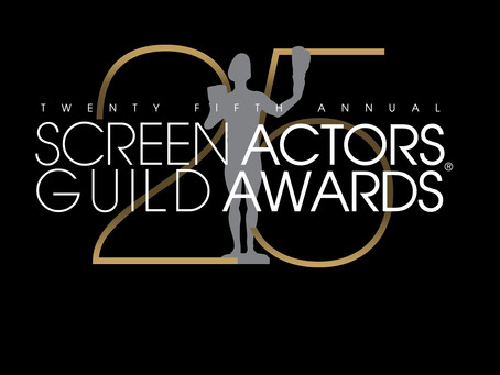 Lista de nominaciones para los 25th Screen Actors Guild Awards