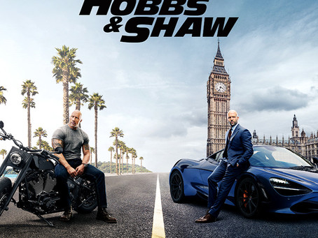 Hobbs & Shaw | 2do tráiler
